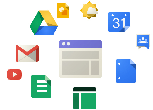 Google Sites Applications